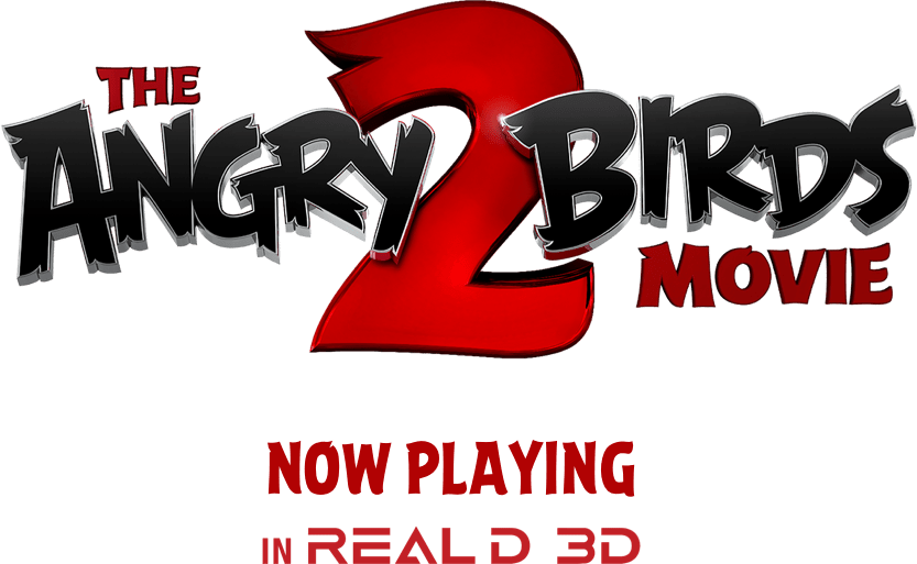 Official The Angry Birds Movie 2 Movie Title