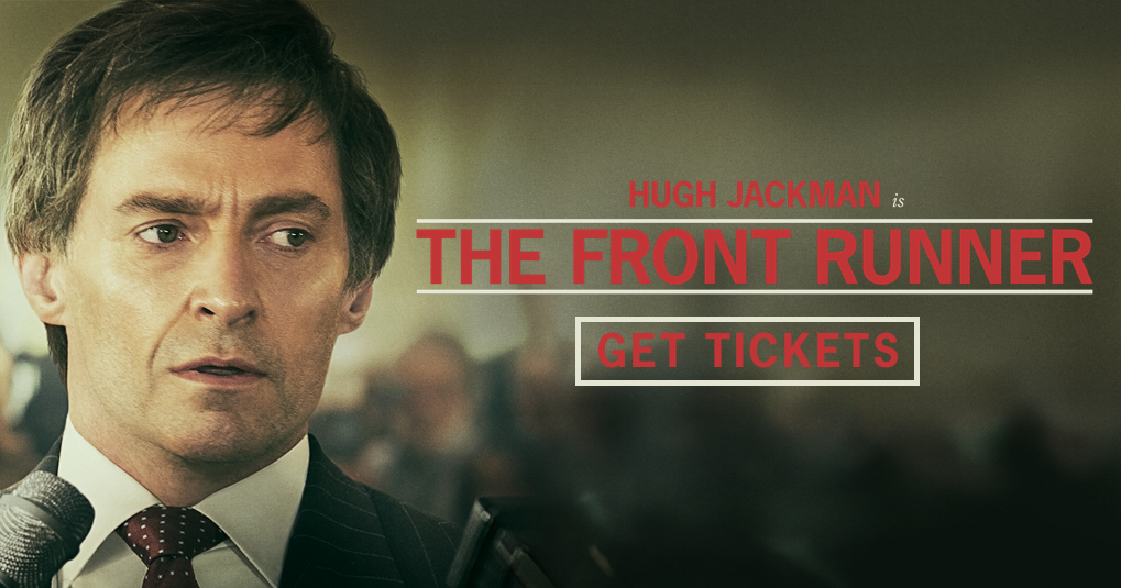 The Front Runner Get Tickets