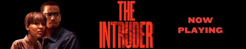 Poster for The Intruder