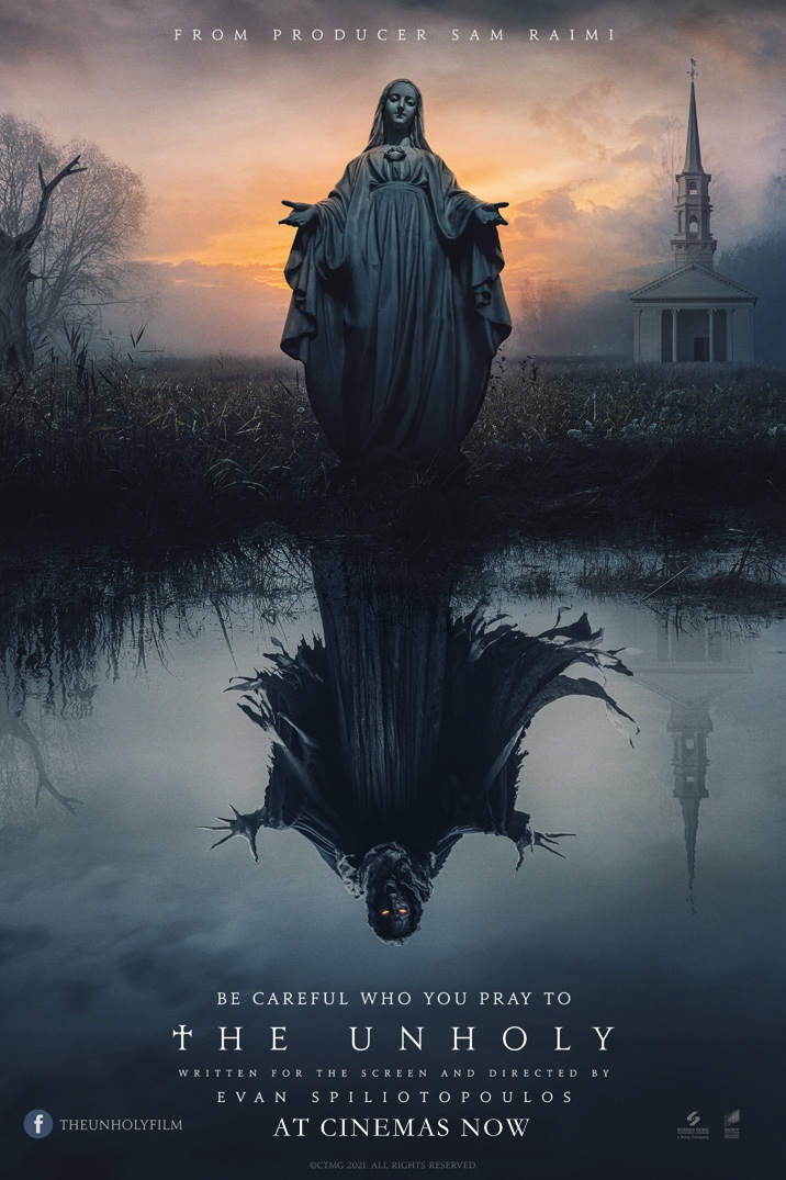 Poster image for The Unholy