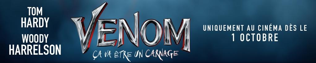 Poster image for Venom : Ça va être un carnage