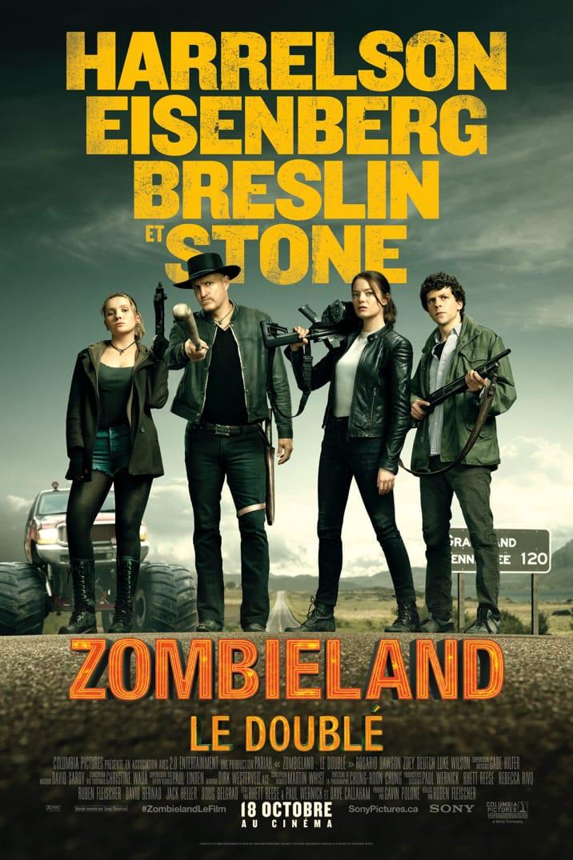 Poster image for Zombieland: Le doublé