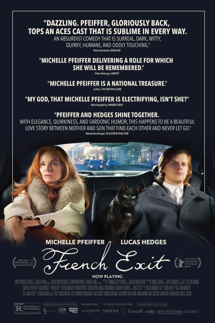 Poster image for French Exit