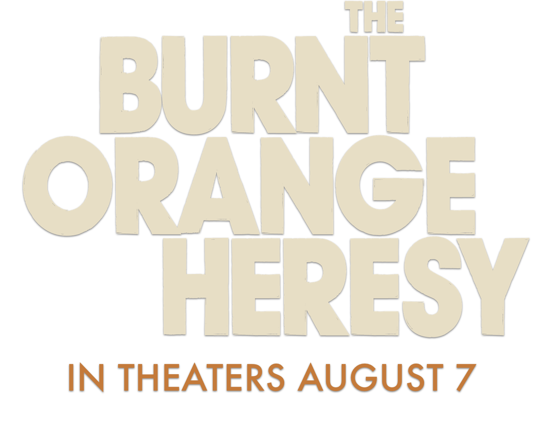 The Burnt Orange Heresy Movie