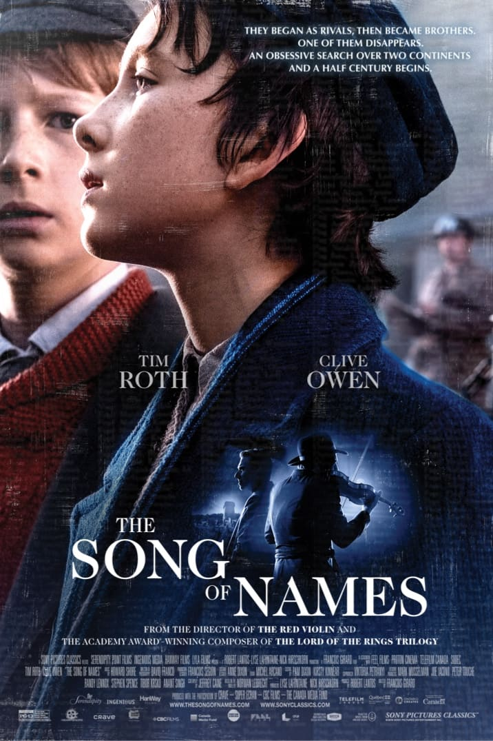 Poster image for The Song of Names