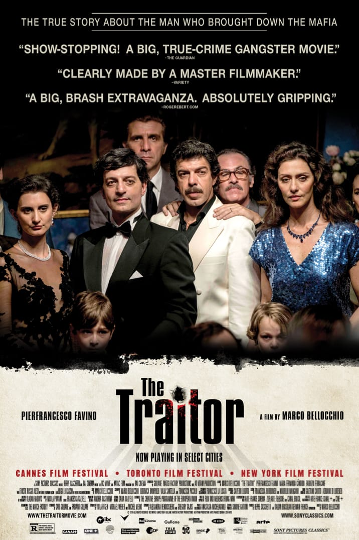 Poster image for The Traitor
