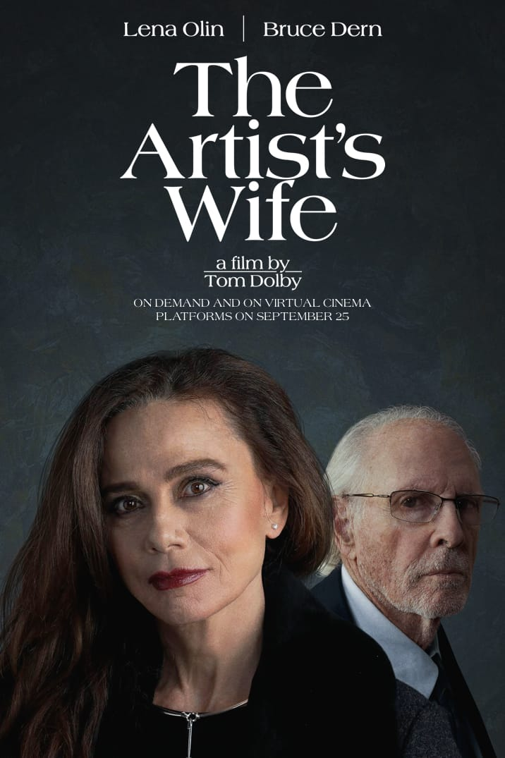 Poster image for The Artist's Wife