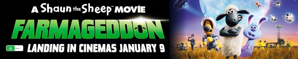 Poster image for A Shaun the Sheep Movie: Farmageddon
