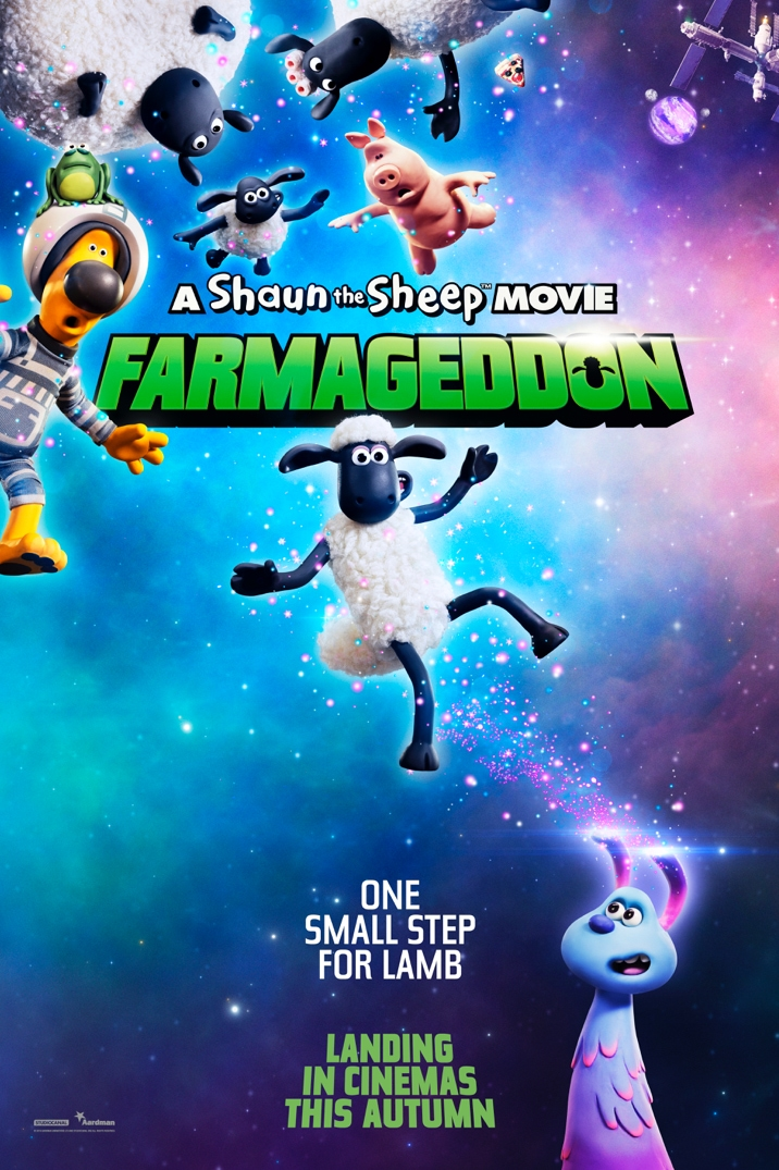 Poster image for A Shaun the Sheep Movie: Farmageddon
