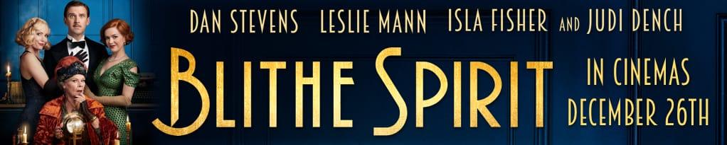 Poster image for Blithe Spirit