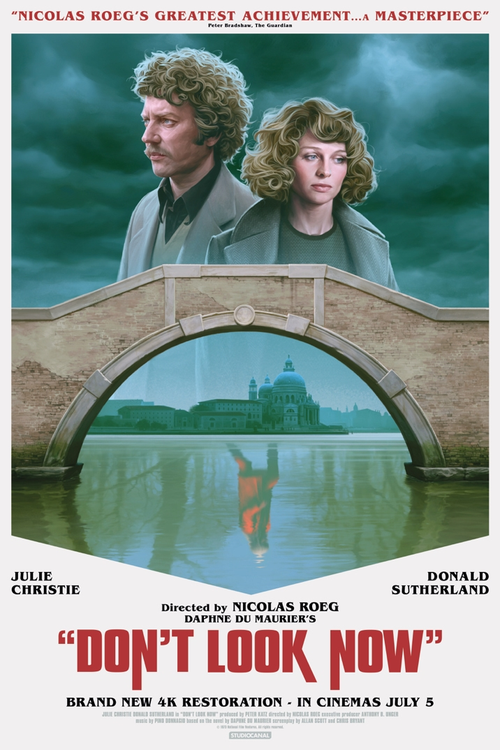 Poster for Don't Look Now