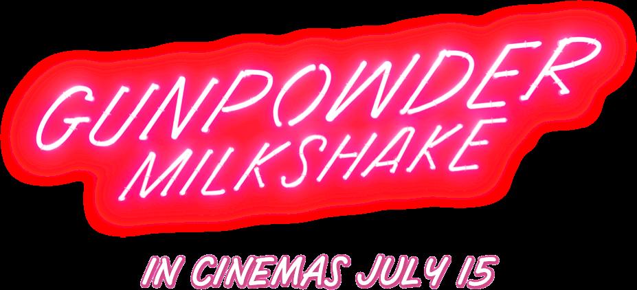 Title or logo for Gunpowder Milkshake