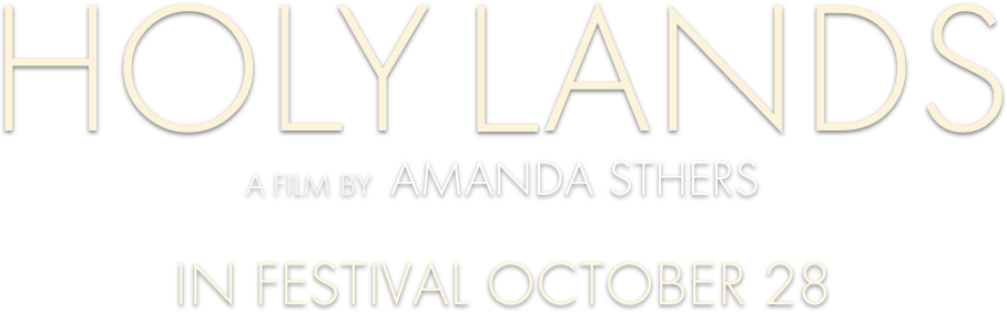 Holy Lands : Synopsis | STUDIOCANAL Intl
