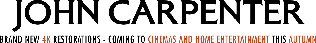 John Carpenter 4K Restorations : Films | STUDIOCANAL Intl