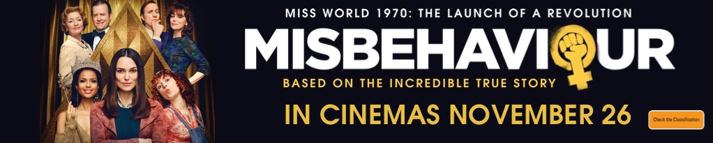 Poster image for MISBEHAVIOUR