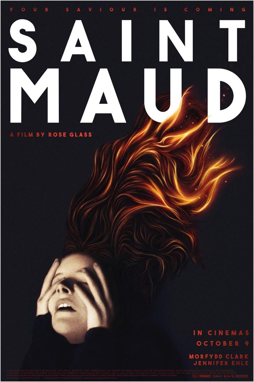 Poster image for Saint Maud