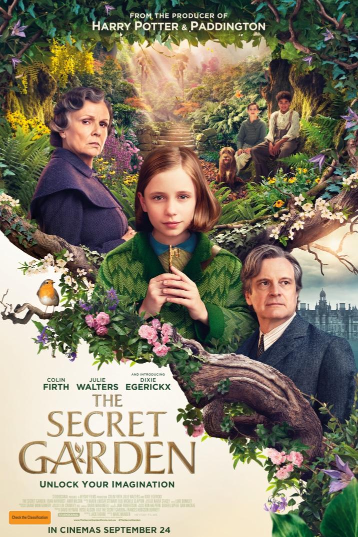 Poster image for The Secret Garden
