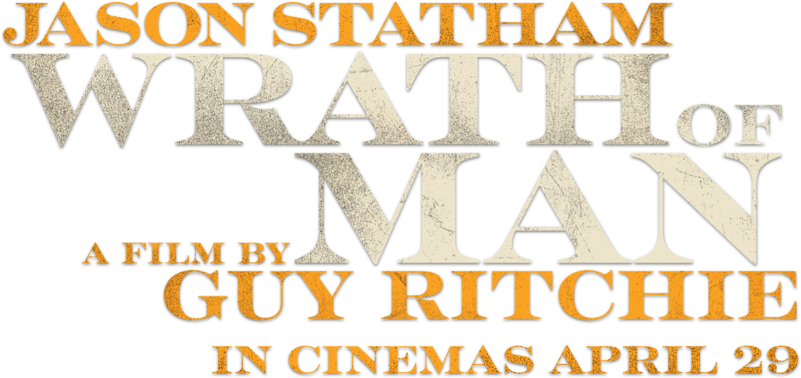 Title or logo for Wrath of Man