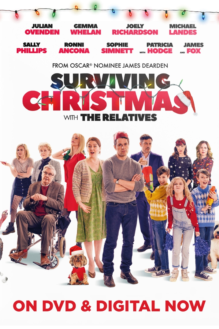 Poster image for Surviving Christmas with the Relatives