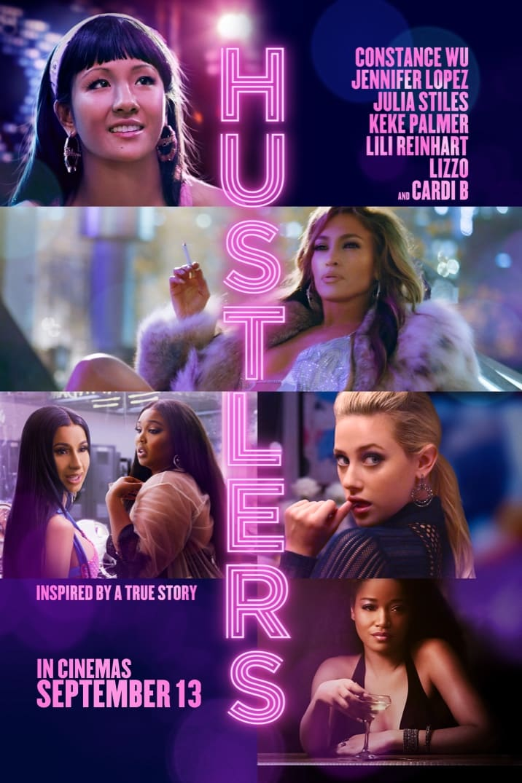 Poster for Hustlers