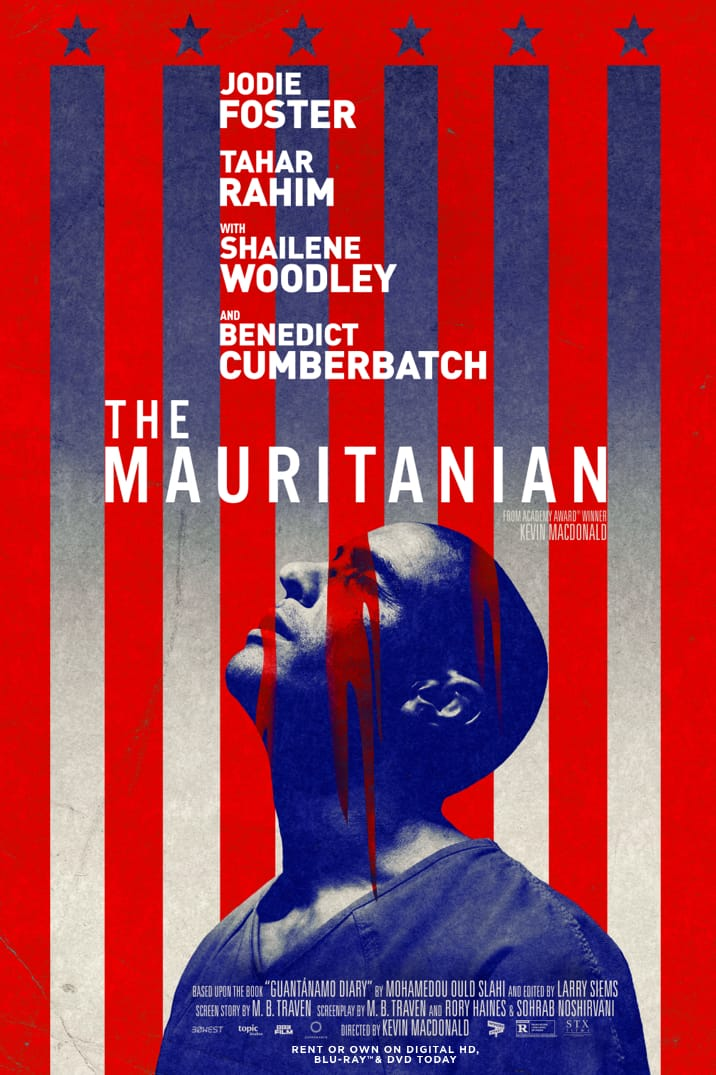 Poster image for The Mauritanian