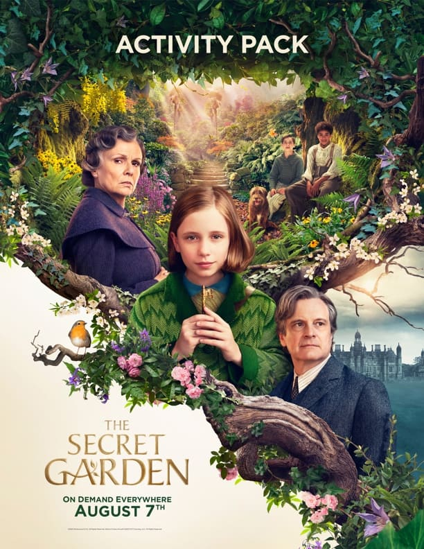 Image 1 of the The Secret Garden gallery