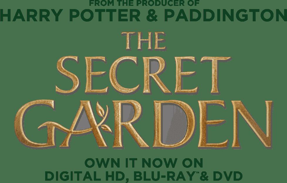 HomeEnt title-treatment for The Secret Garden