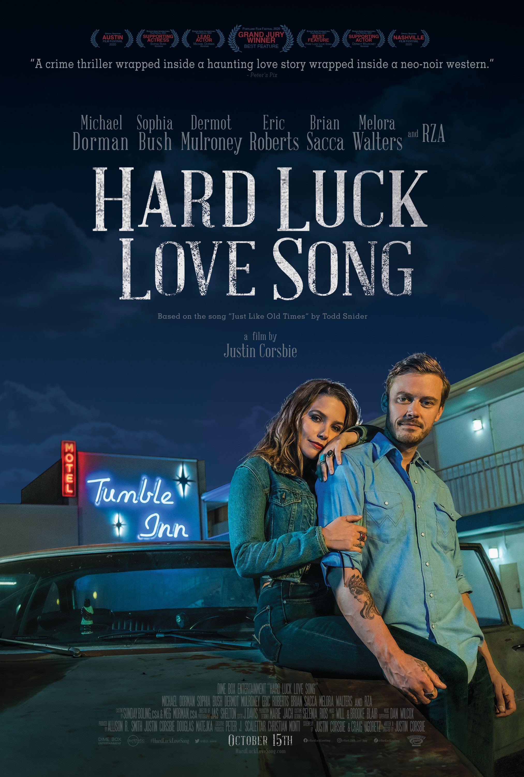 Image of the Hard Luck Love Song gallery