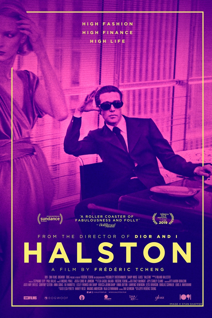 Poster for Halston