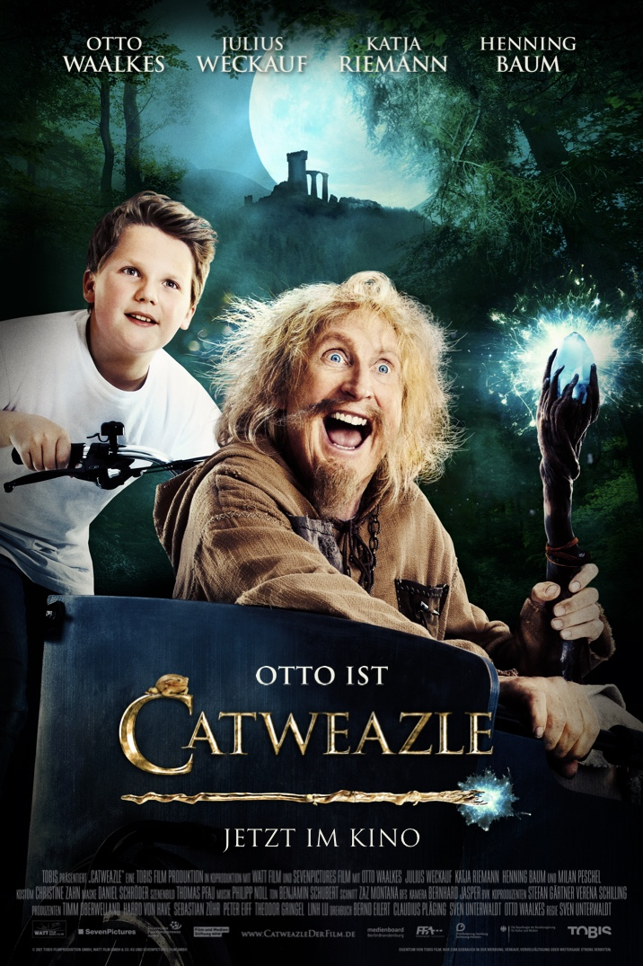 Poster image for Catweazle