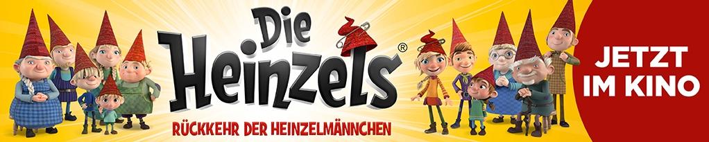 Poster image for Die Heinzels - Rückkehr der Heinzelmännchen
