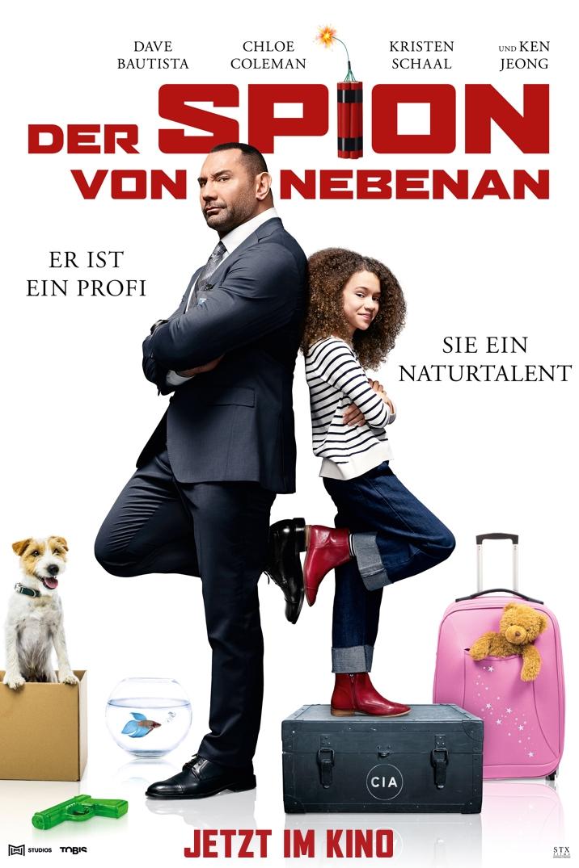 Poster image for Der Spion Von Nebenan
