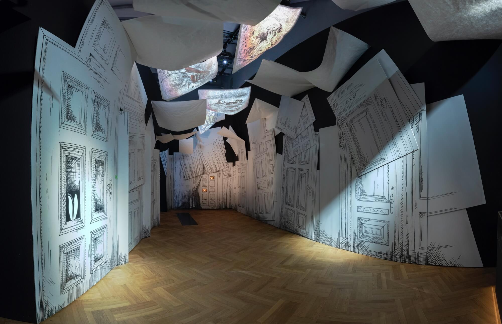Image 1 of the The V&A presents Alice: Curiouser and Curiouser gallery