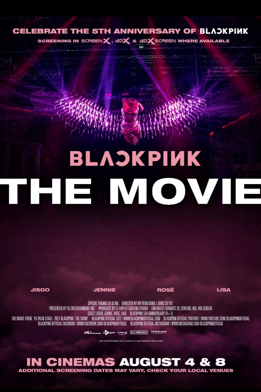 BLACKPINK THE MOVIE: Get Tickets | Trafalgar Releasing