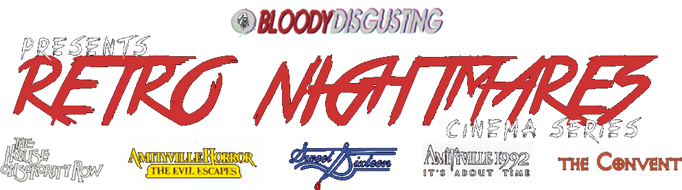 Bloody Disgusting Presents Retro Nightmares Cinema Series: Synopsis | Trafalgar Releasing