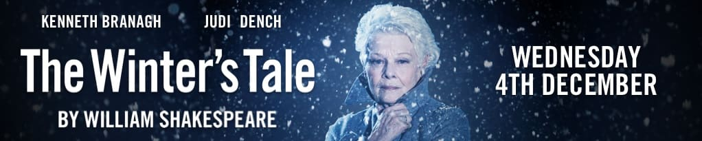 Poster image for Branagh Theatre Live: The Winter's Tale