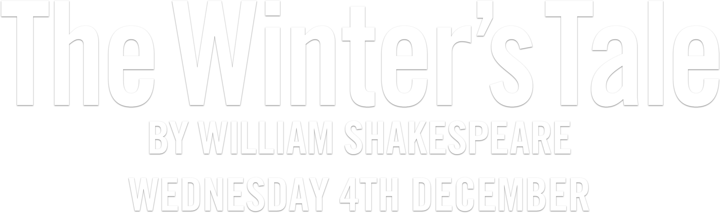 Branagh Theatre Live: The Winter's Tale : %$SYNOPSIS% | Trafalgar Releasing