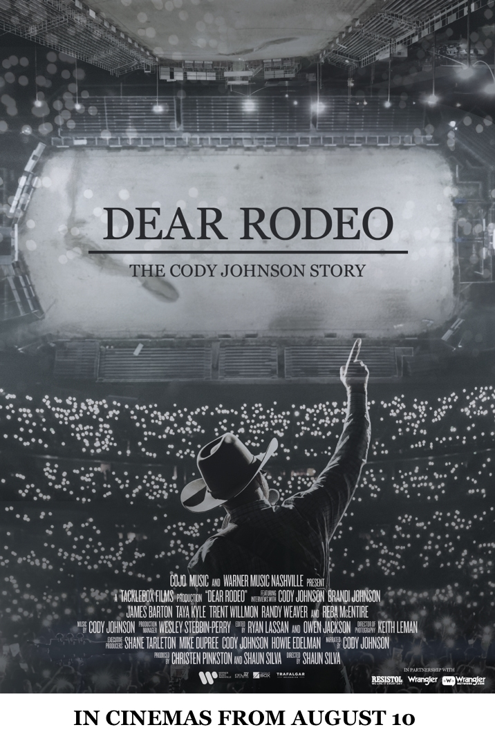 Poster image for Dear Rodeo: The Cody Johnson Story