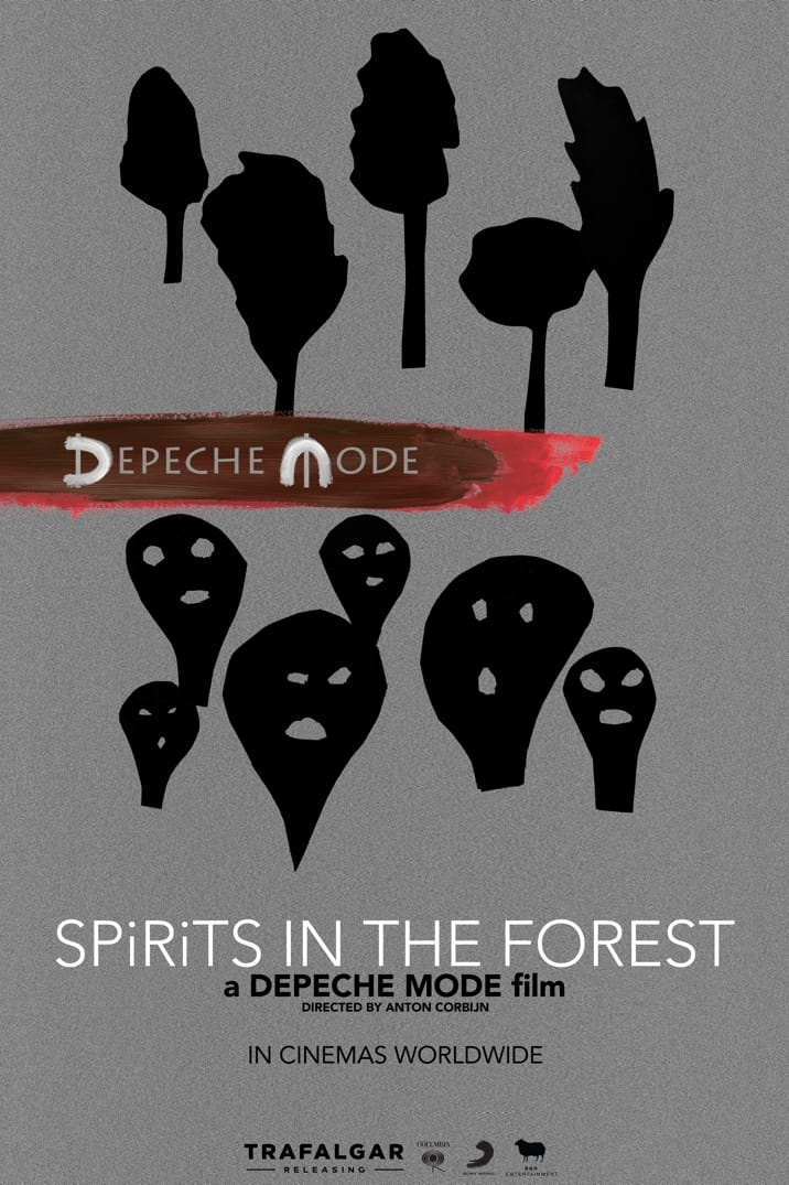 Poster image for Depeche Mode: SPIRITS in the Forest