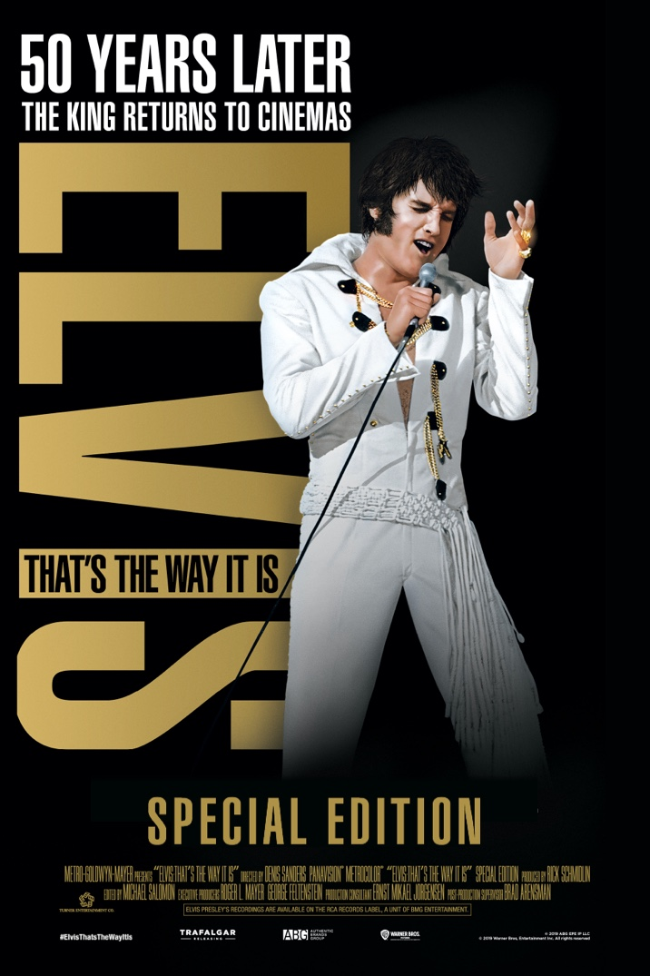 Poster image for Elvis: That's The Way It Is