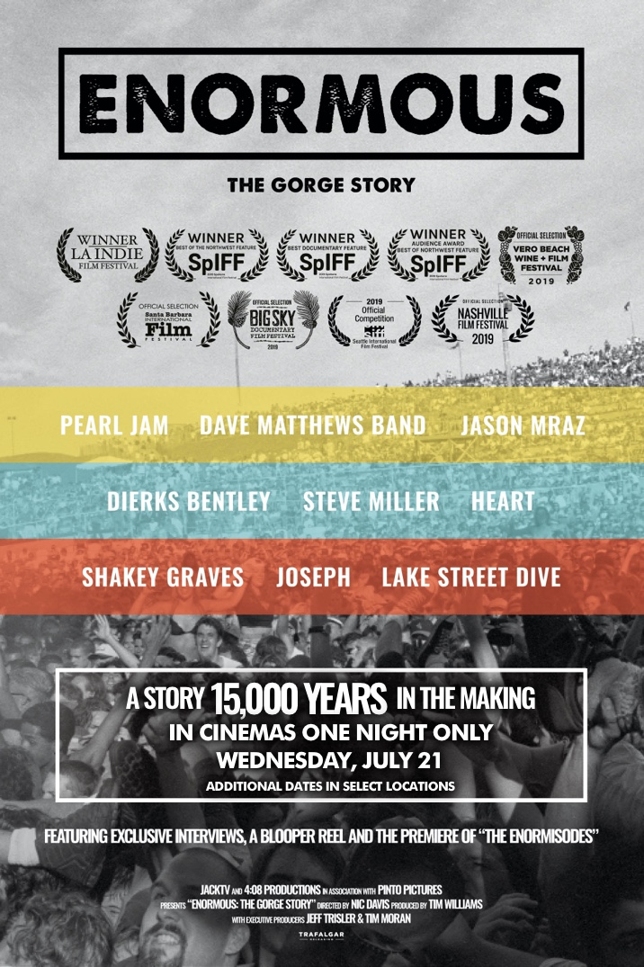 Poster image for  Enormous: The Gorge Story
