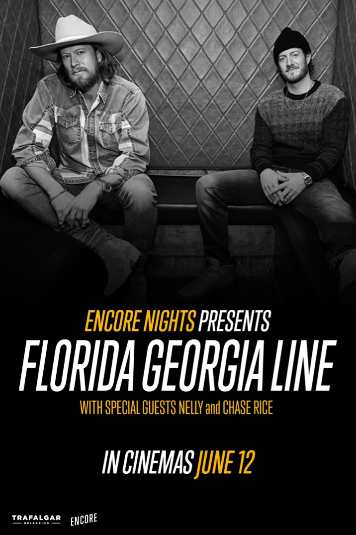 Poster image for Florida Georgia Line from Encore Nights