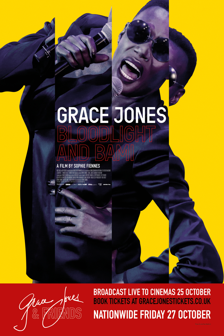 Grace Jones: Bloodlight & Bami Live with Friends