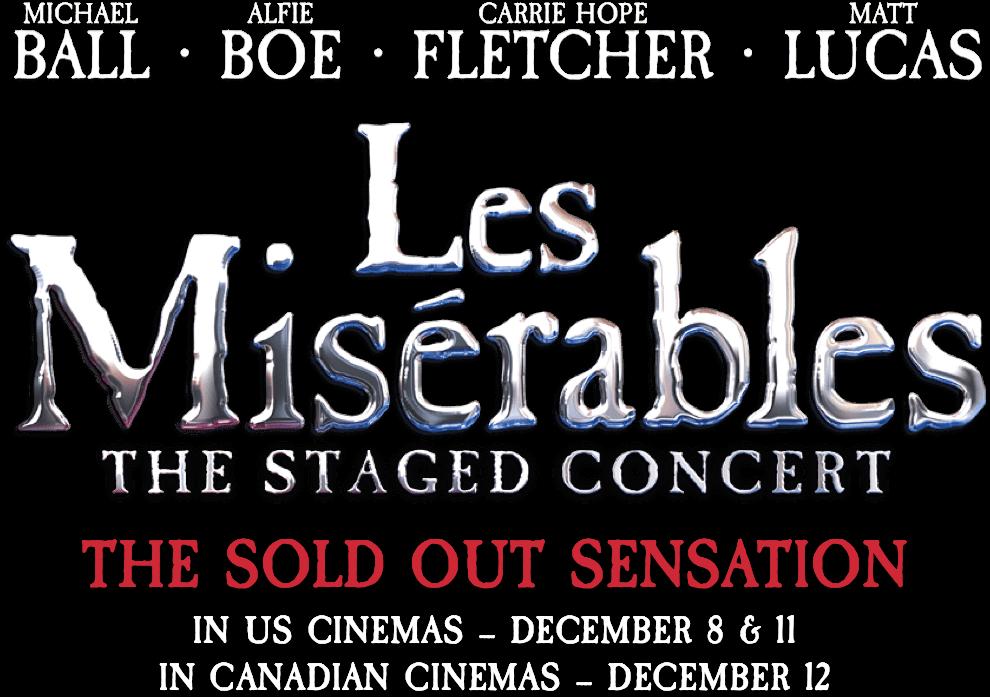 Les Misérables: Synopsis | Trafalgar Releasing