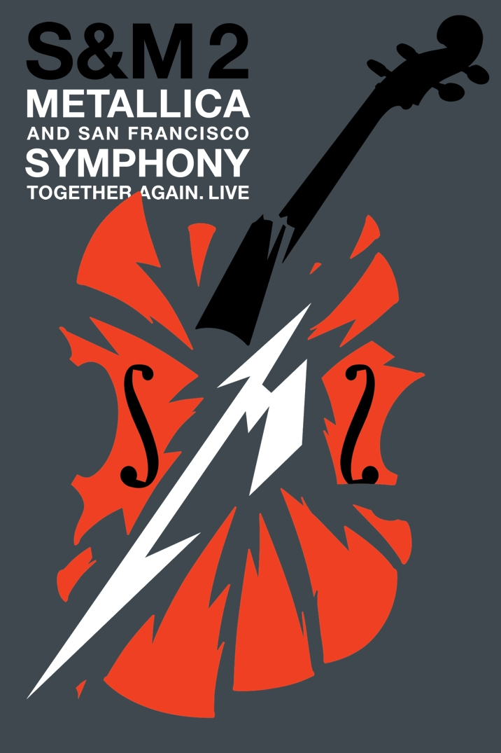 Poster for Metallica & San Francisco Symphony: S&M2