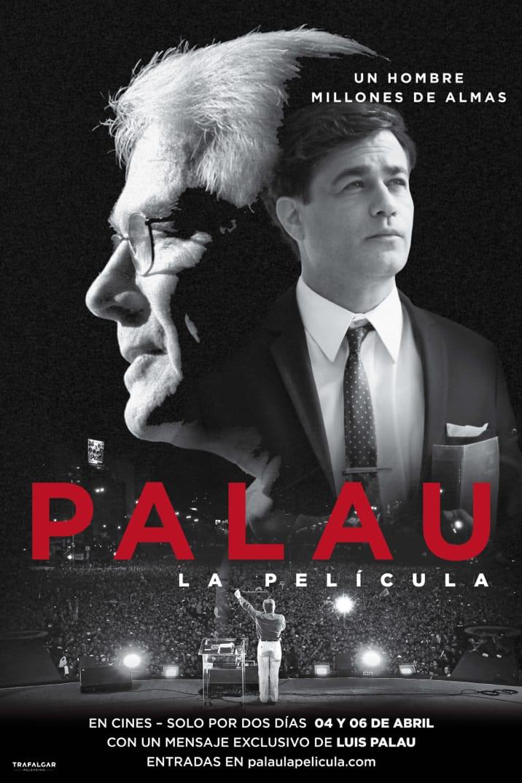 Poster for PALAU La Película