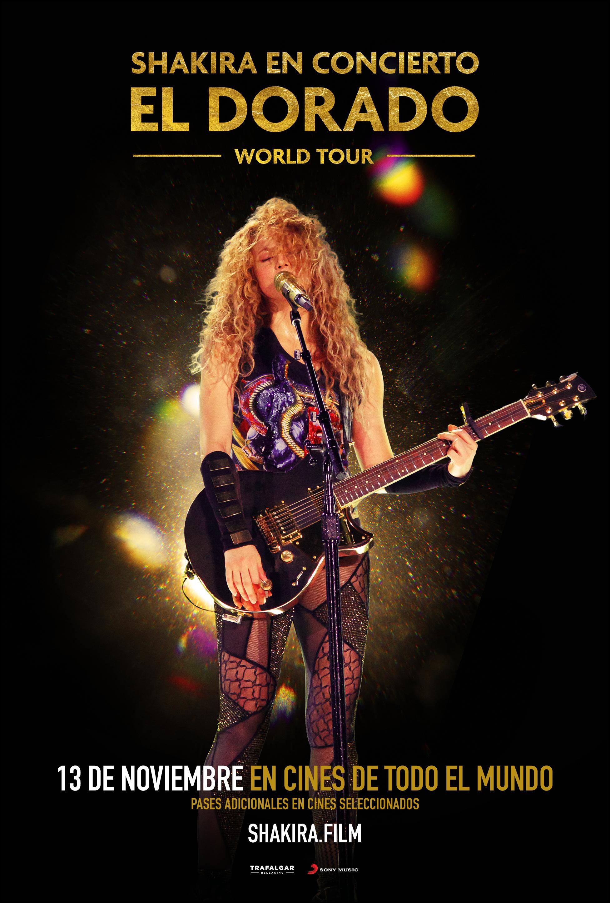 Image 1 of the Shakira En Concierto: El Dorado World Tour gallery