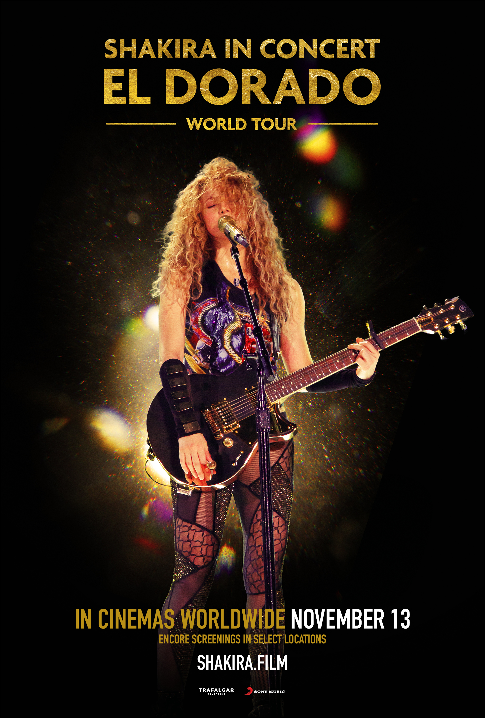 Image 1 of the Shakira In Concert: El Dorado World Tour gallery