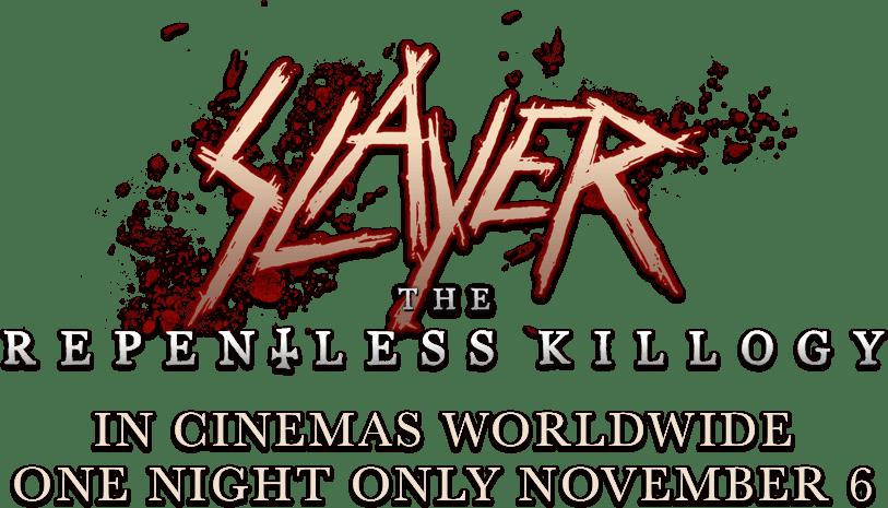 Slayer: The Repentless Killogy: Synopsis | Trafalgar Releasing