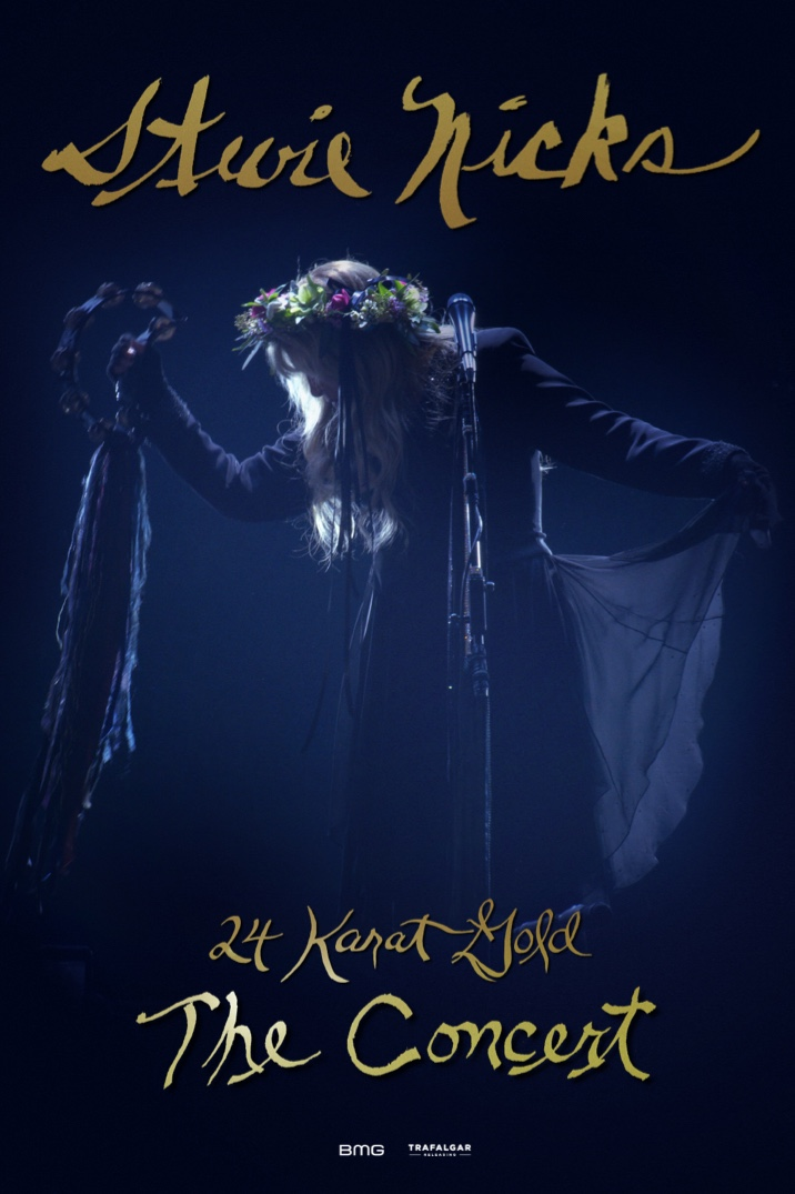 Poster image for Stevie Nicks 24 Karat Gold The Concert